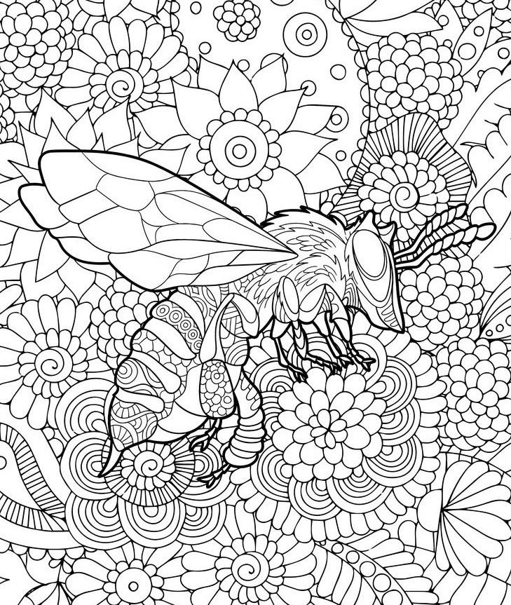 пчела антистресс