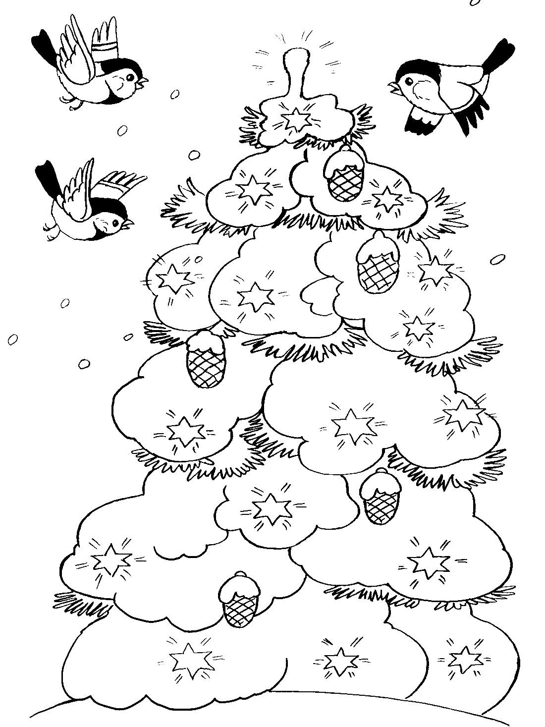 снегири летят фото