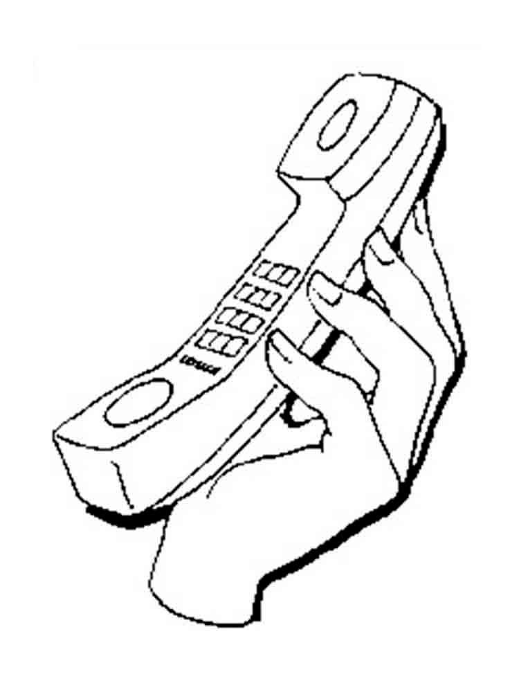 телефонная трубка фото