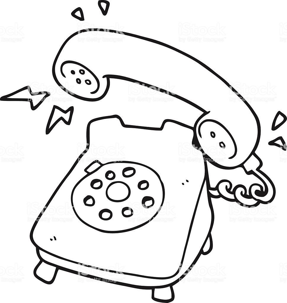 телефон звонит