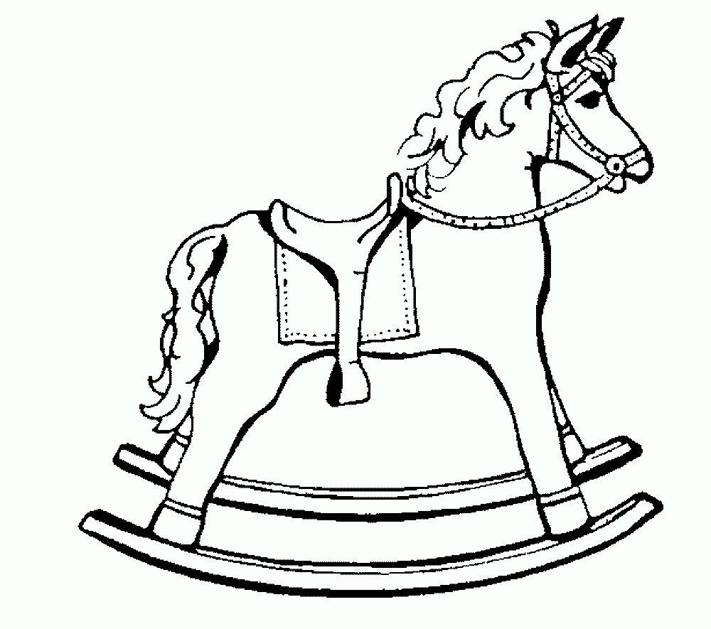 игрушка лошадь фото
