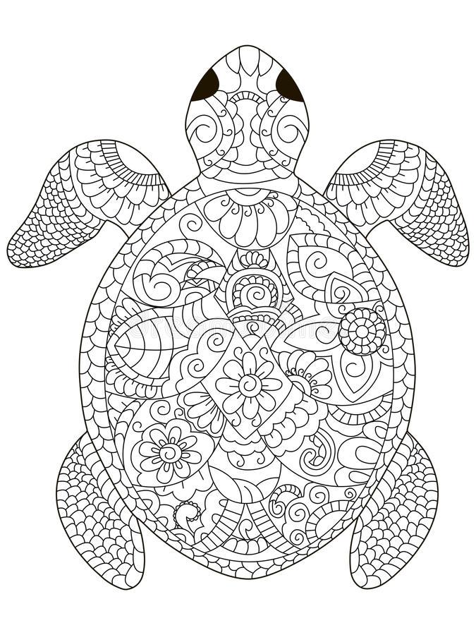 Черепаха антистресс