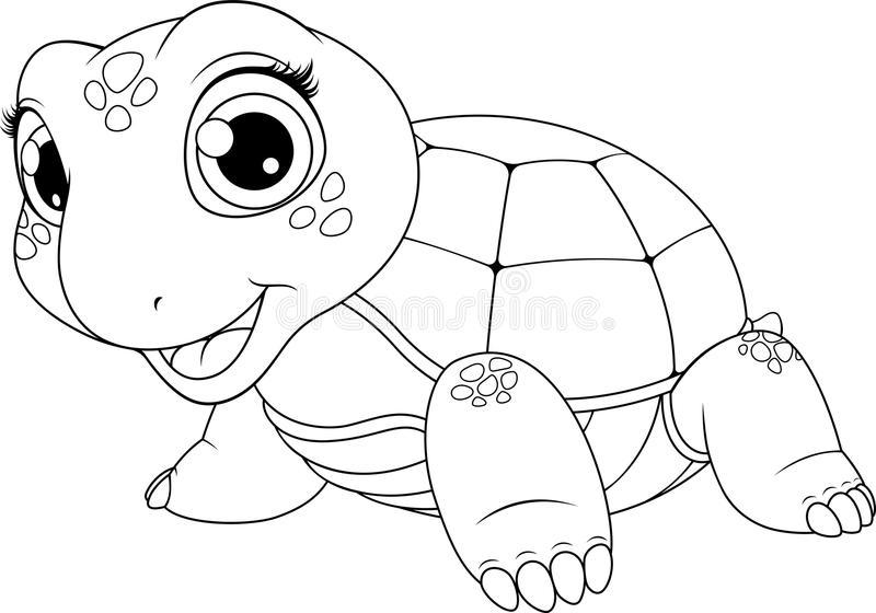 глазастая черепаха