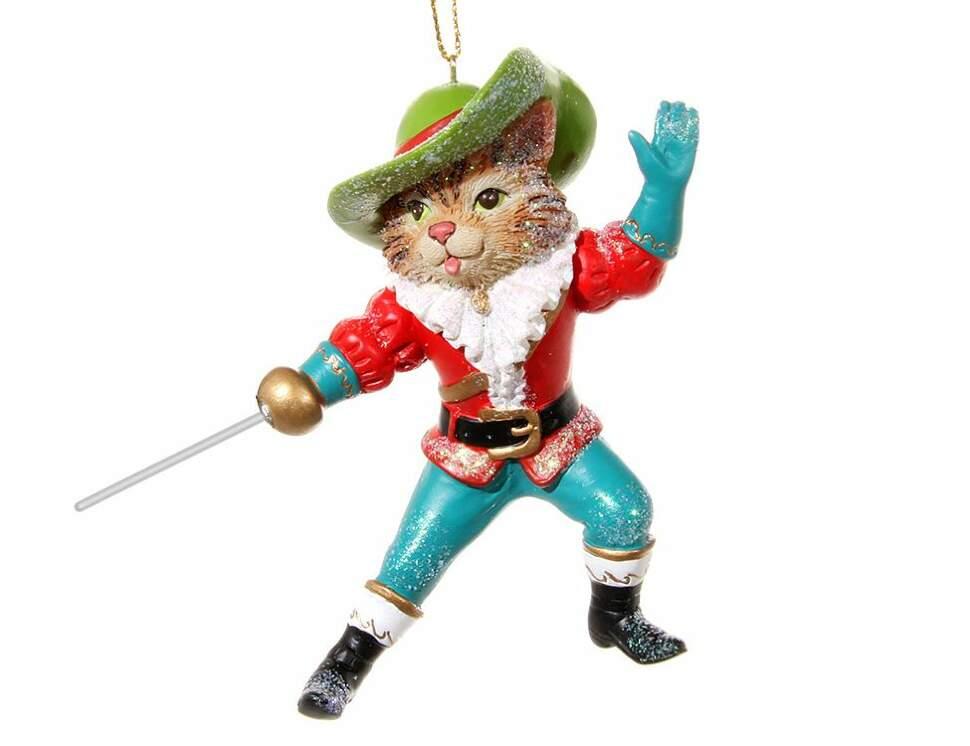 игрушка кот в сапогах 50