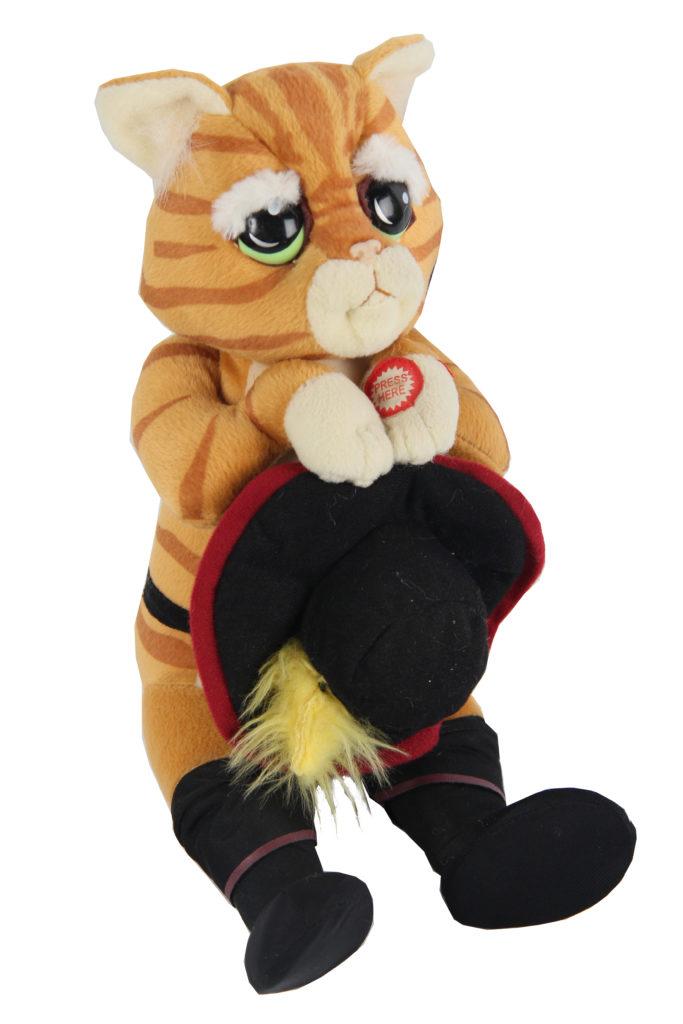 игрушка Кот в сапогах 890
