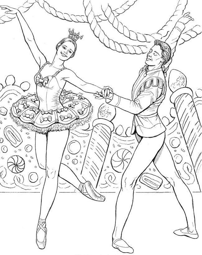балет Щелкунчик фото
