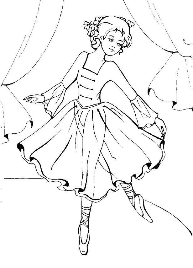 Балет Золушка