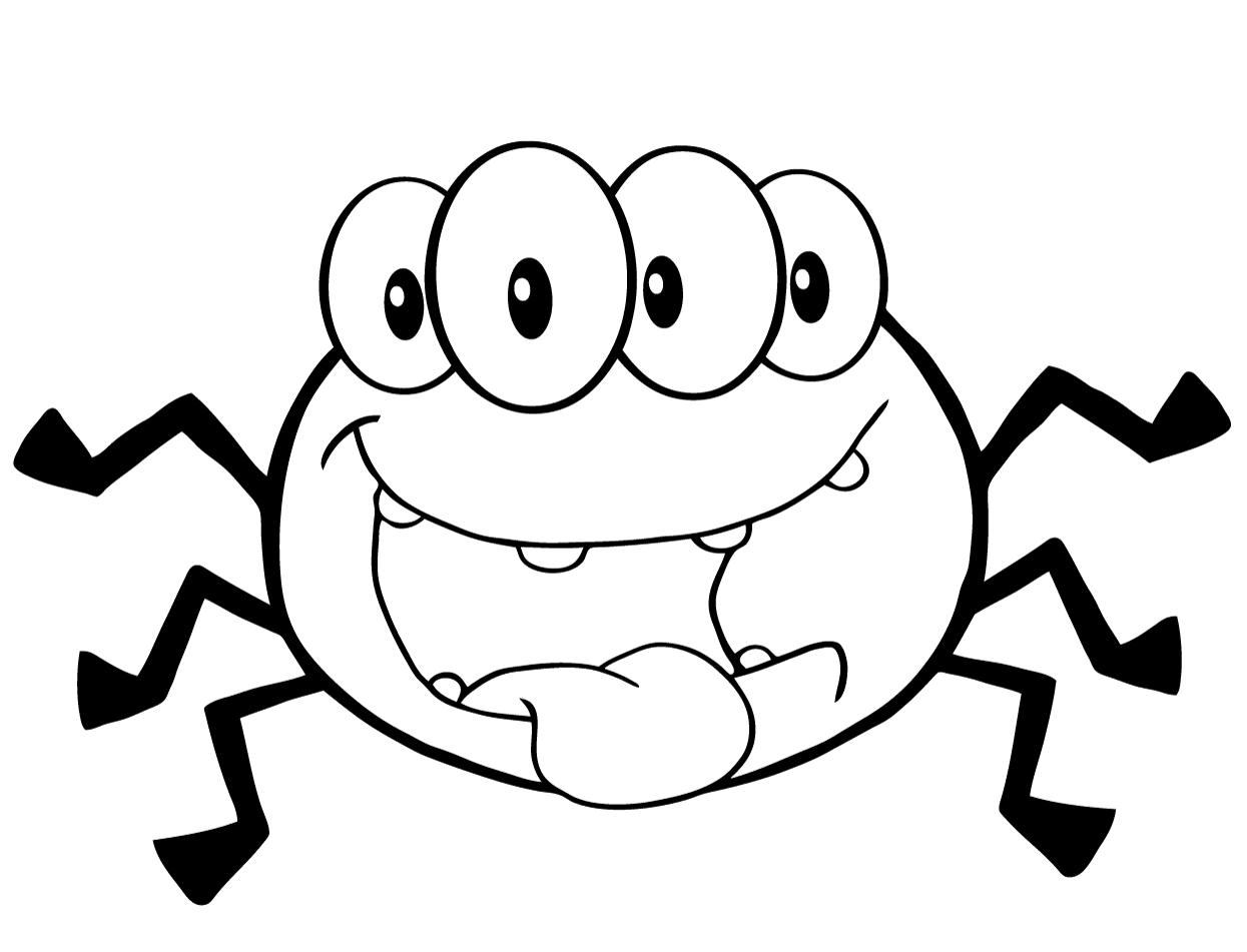 Мультяшный паук 3