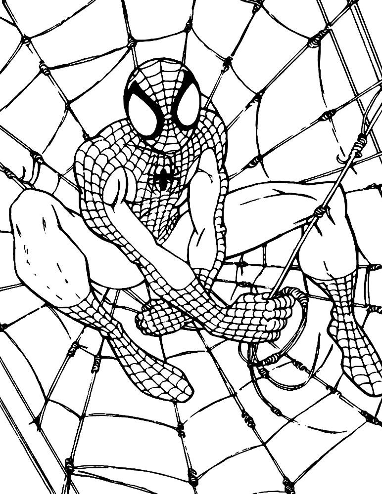 Человек-паук 8