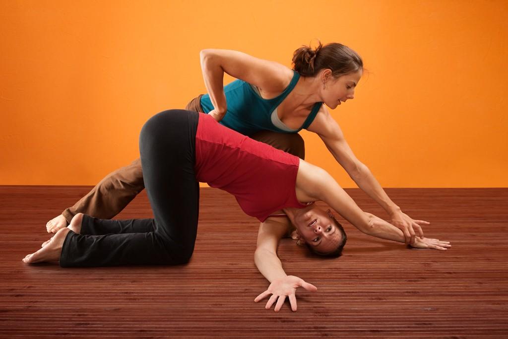 йога для здоровья фото