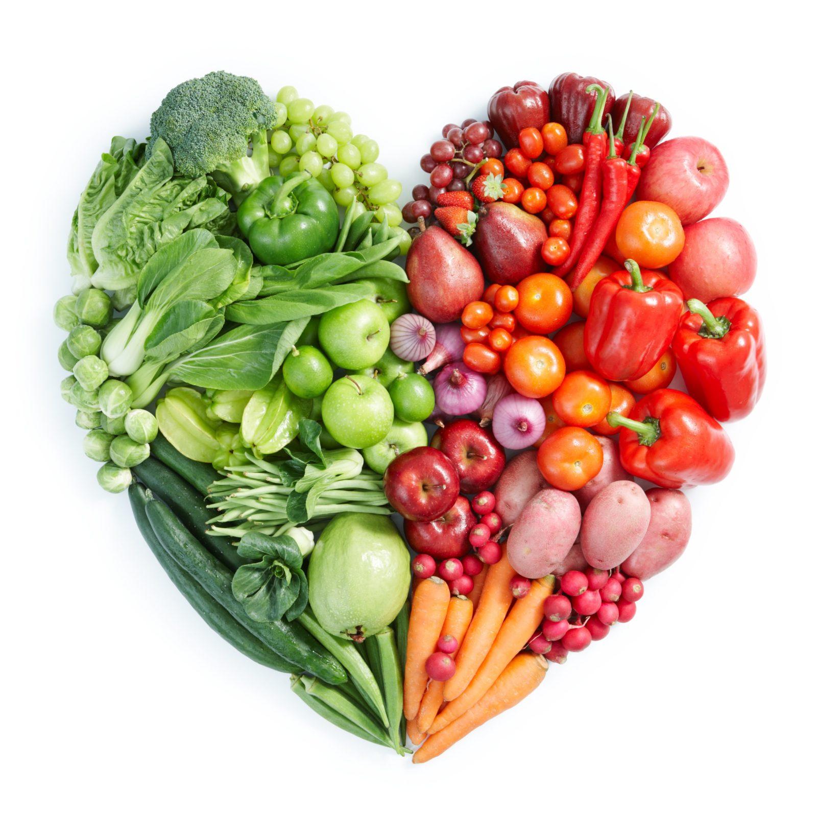 Овощи, фрукты и ягоды 7