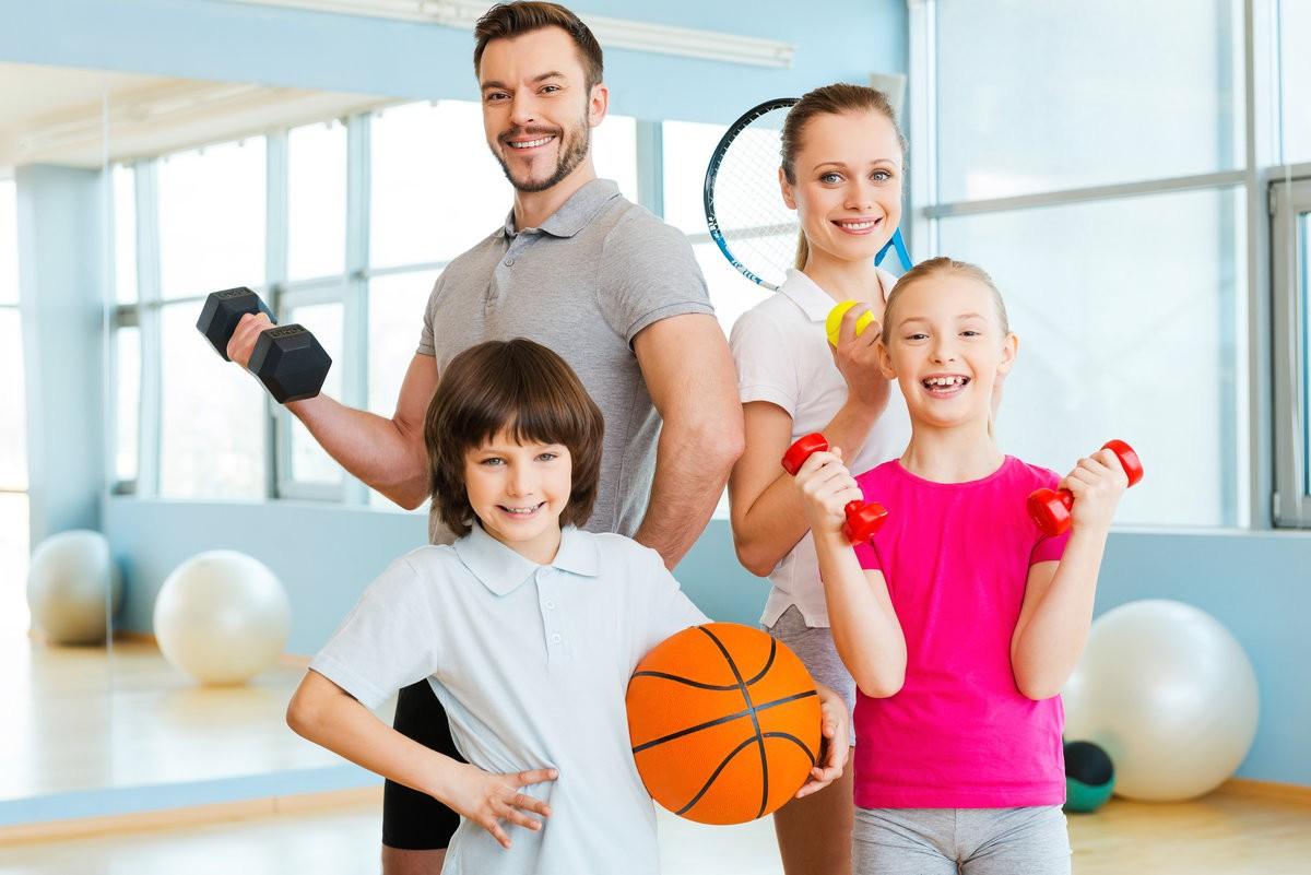 Спортивная семья 41