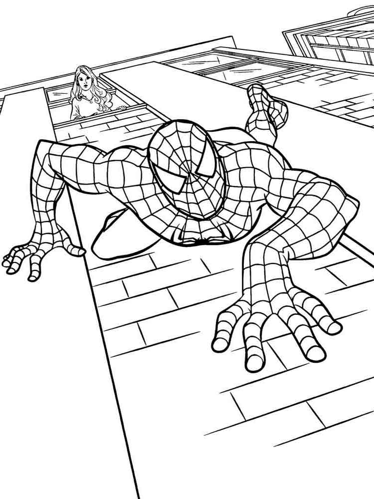 Человек-паук фото 11