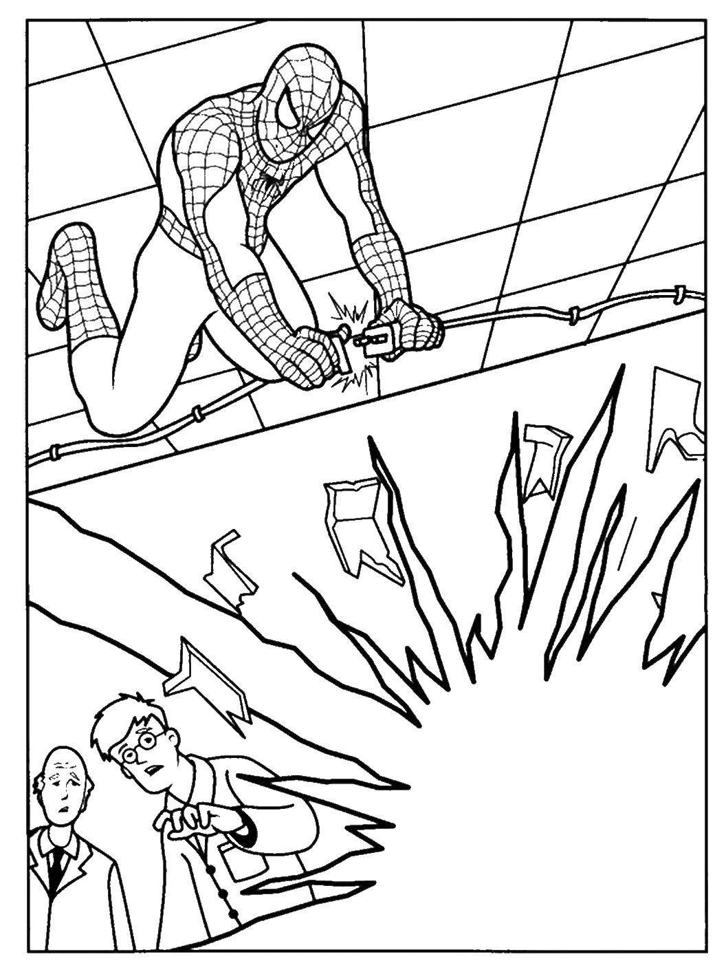 Человек-паук фото 23