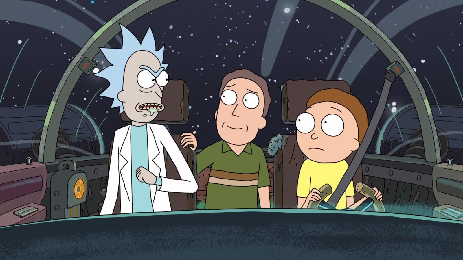 Рик, Морти и Джерри 2