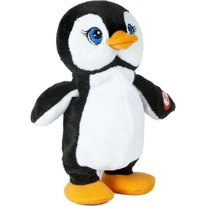 Интерактивная мягкая игрушка пингвин