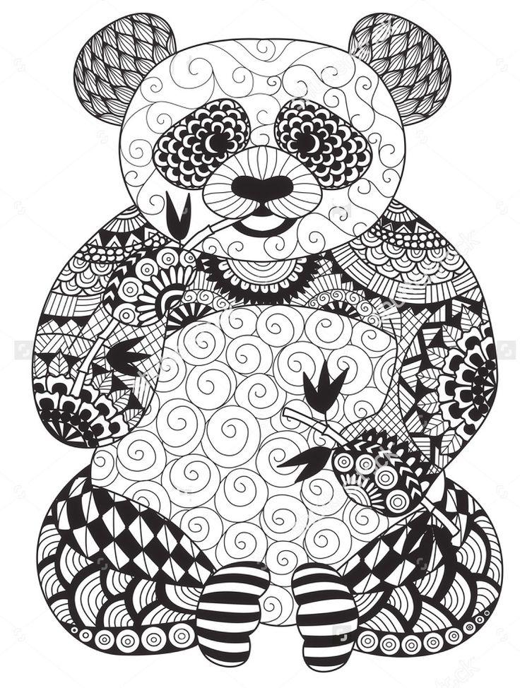 антистресс панда 9