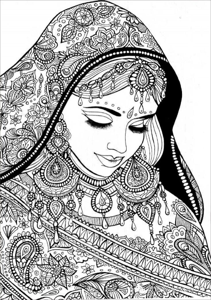 Девушка мусульманка 11