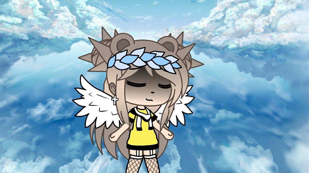 Гача Лайф как ангел