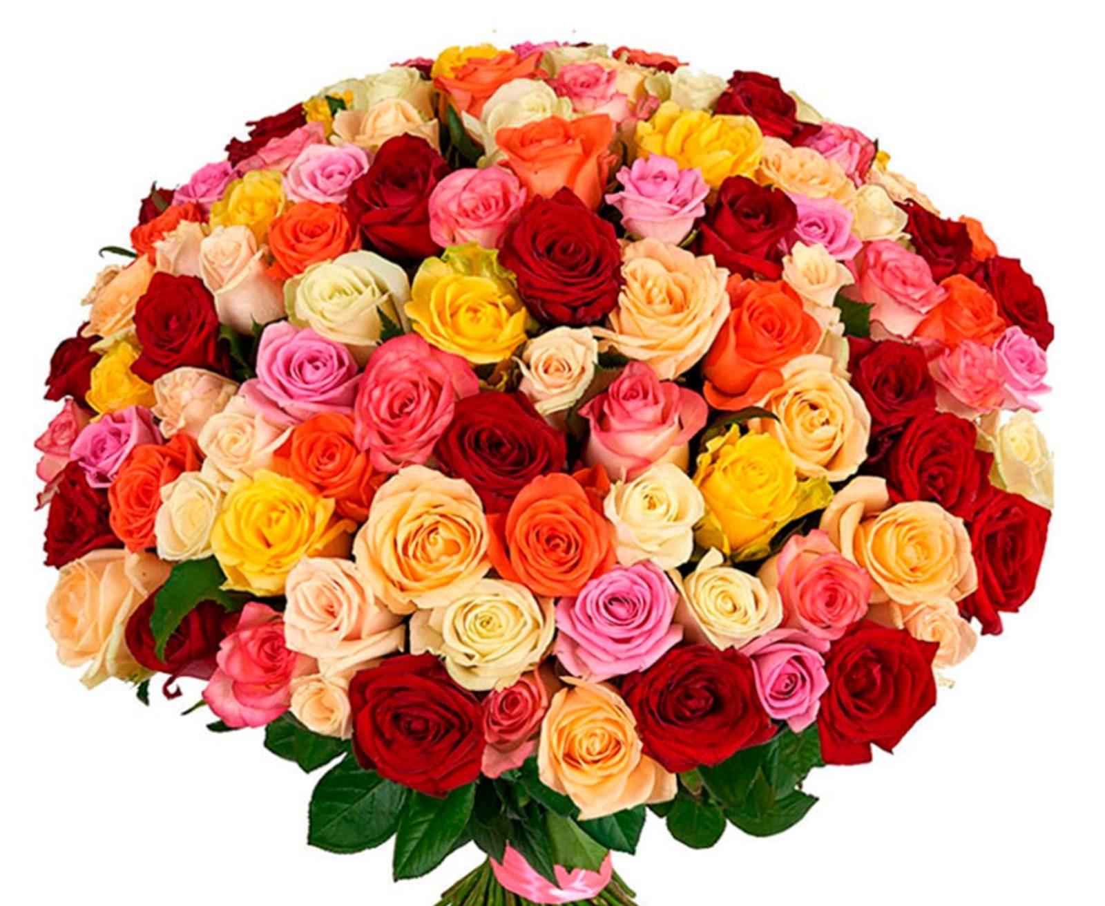 букет роз фото 48