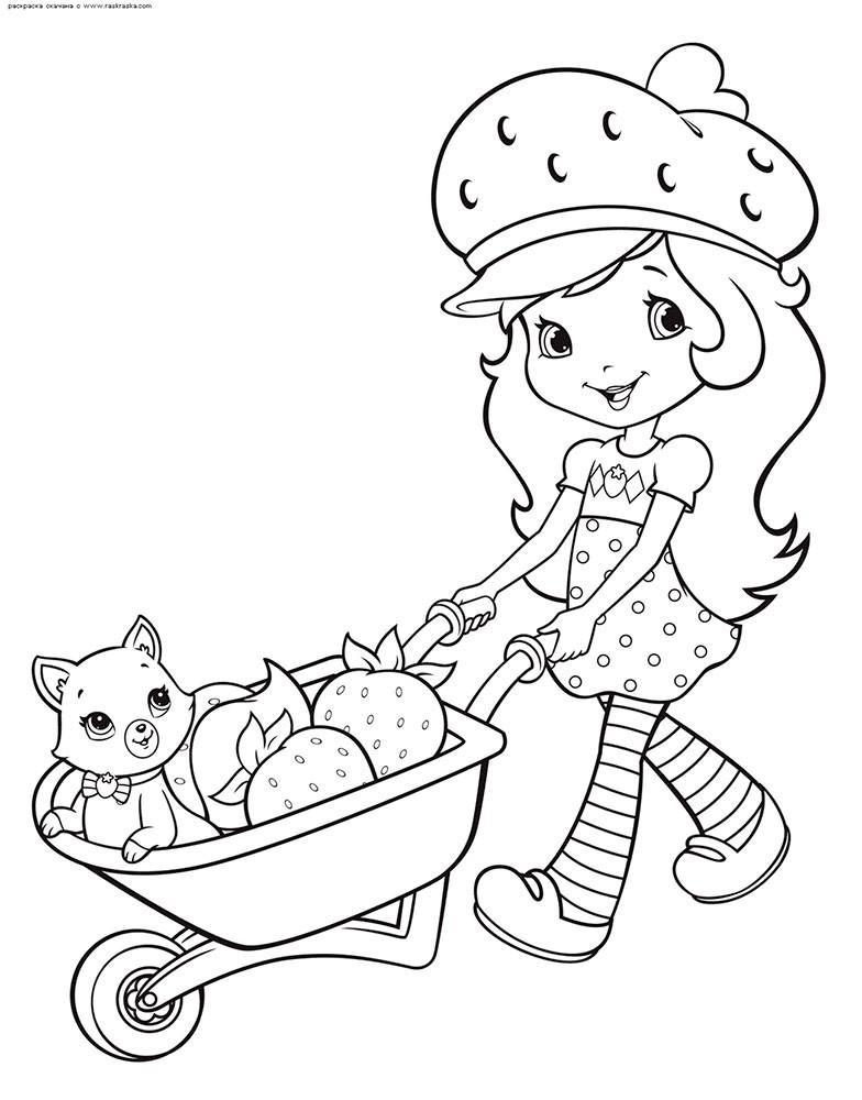 котёнок Булочка рисунок 5