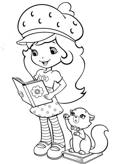 Шарлотта Земляничка рисунок 31