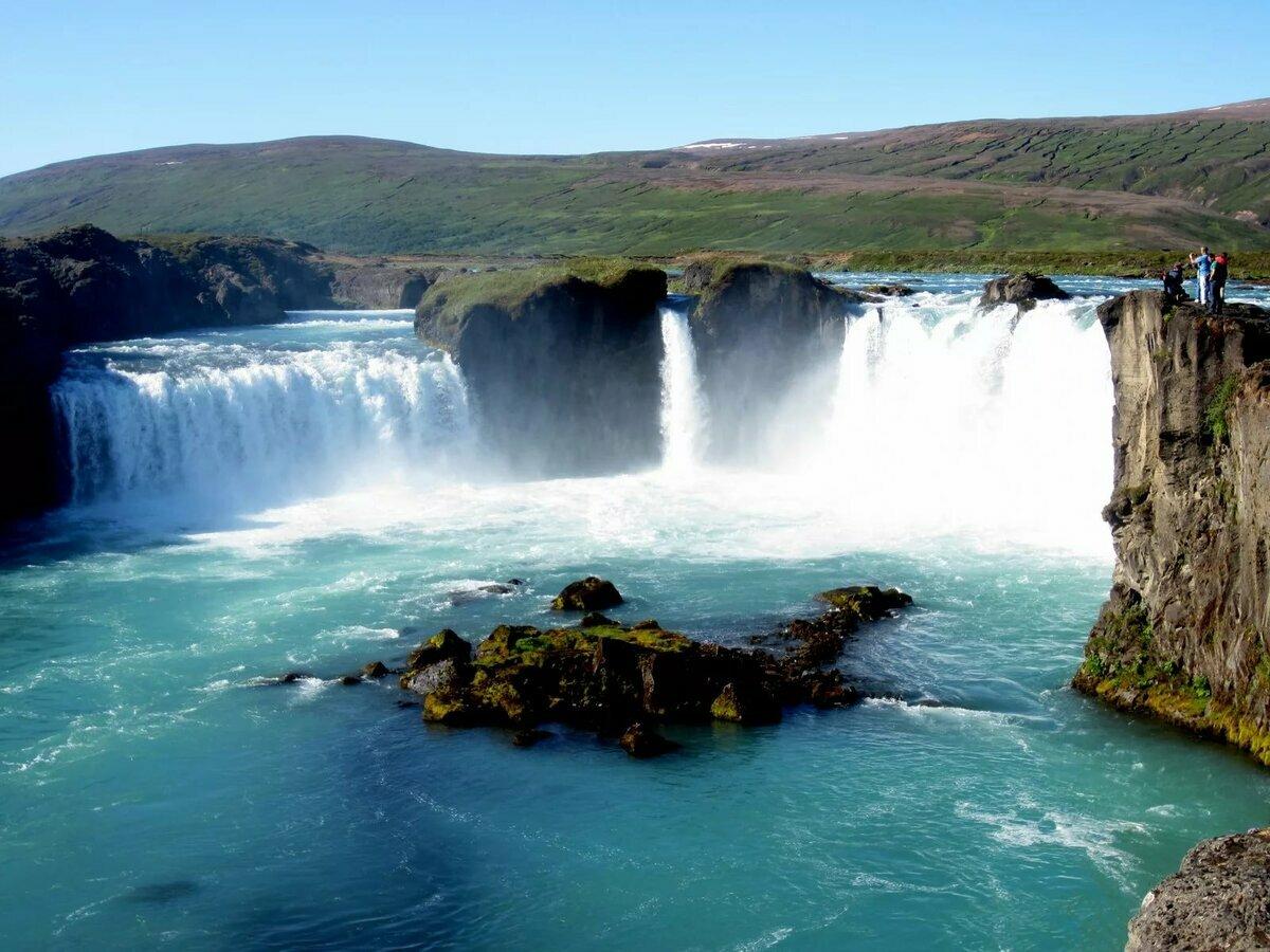 Годафосс Исландия