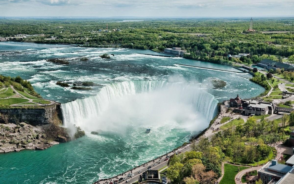 Ниагарский водопад фото 31