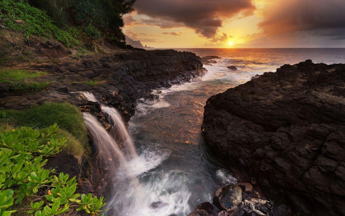 фото водопад 111