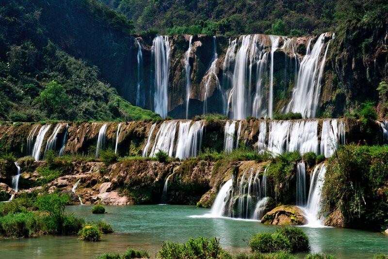 Водопад Цзюлун