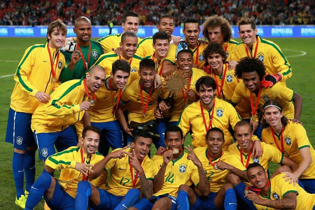 Бразильские футболисты