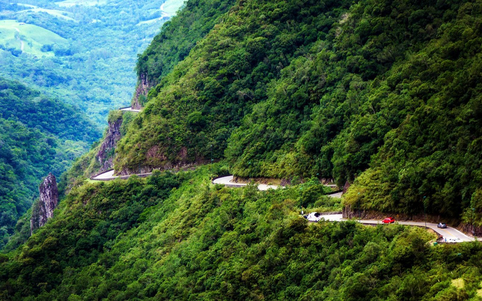 горная дорога 31