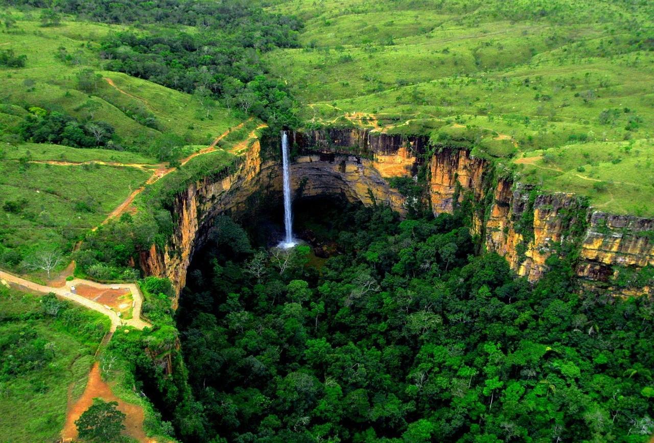 парк Шапада-дус-Веадейрус