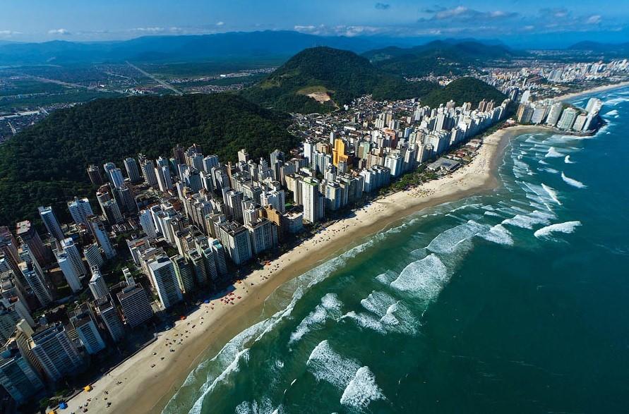 город Сан Пауло фото