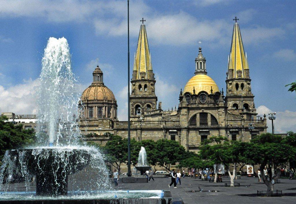 Столица штата Халиско