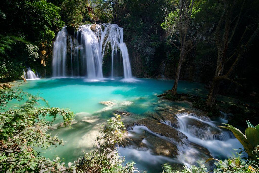 водопад Чьяпас