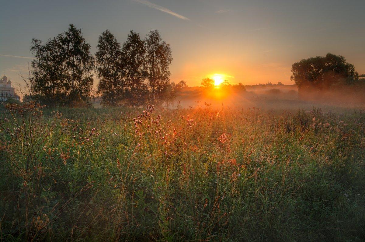 восход солнца 16