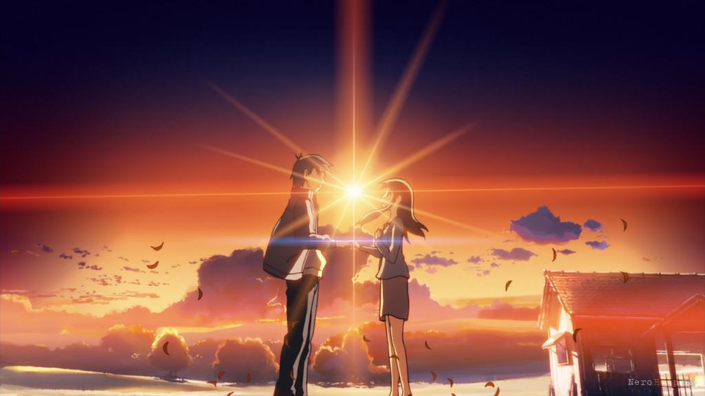 Романтичное фото аниме 59