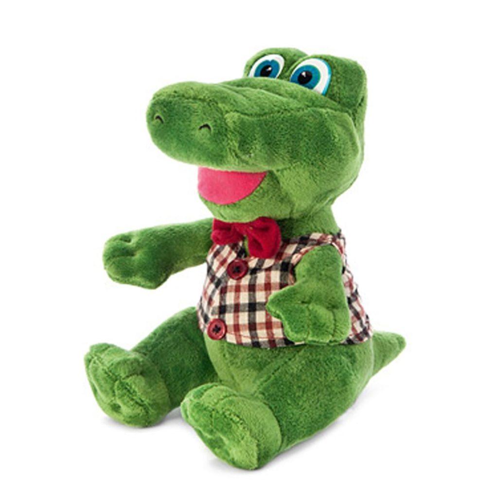 Мягкая игрушка Крокодил 9