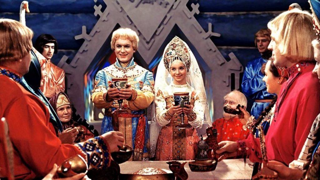 Свадьба Настеньки и Иванушки