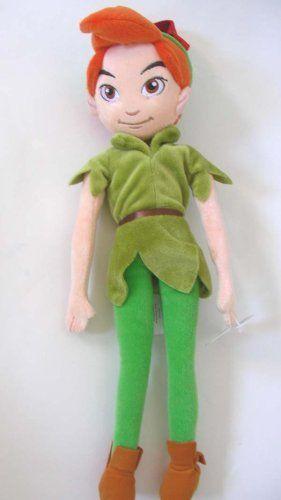 кукла Питер Пэн