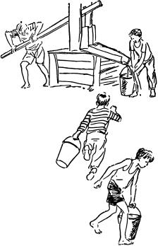 Раскраска Тимур и его команда 5